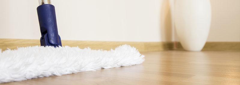 Cómo limpiar el parquet